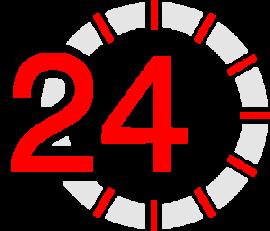 poceros urgentes 24 h